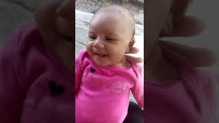 Mi hija Perla Rachel con 1 mes y 20 días de nacida