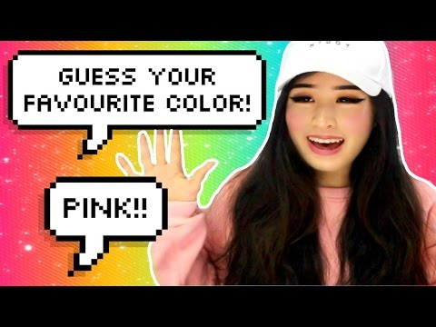 THIS GAME CAN GUESS YOUR FAVOURITE COLOR!!