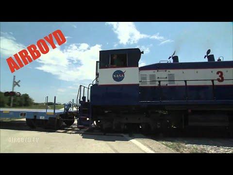 NASA's Space Center Train - Do Not Hump