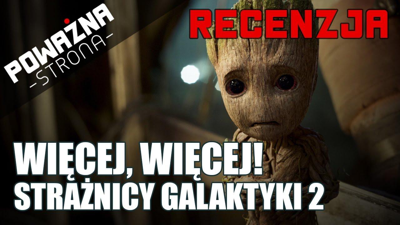 WIĘCEJ, WIĘCEJ! Strażnicy Galaktyki vol.2