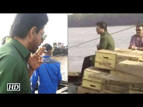 Raees: Shah Rukh Khan's Smuggling Scene LEAKED ! thumbnail