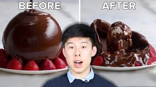 How To Make Alvin's Giant Chocolate Ball • Tasty
