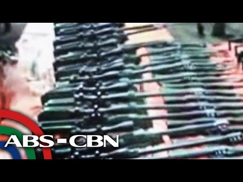 Ex-PNP intel officer says MILF has own weapons factory