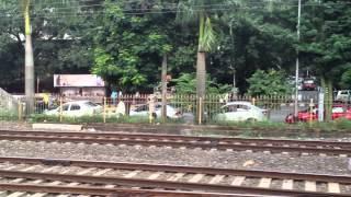 Indian Railways: Mumbai Western Railway (WR). Marine Lines to Churchgate