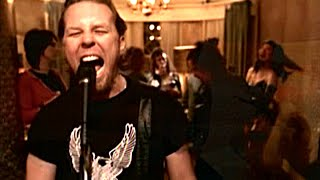 Metallica - Whiskey in The Jar 1998 Video
