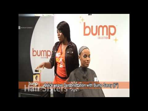Sensationnel Bump Collection Quick Weave Demonstration | How To Make