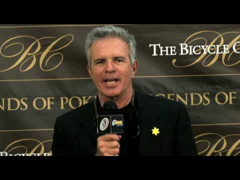 Tony Denison on the ION Purple Carpet Video