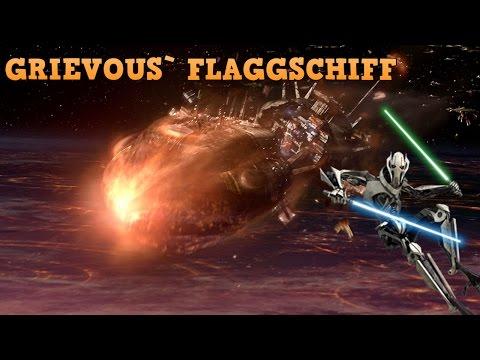 DIE TECHNIK hinter GRIEVOUS` FLAGGSCHIFF - Star Wars: Unsichtbare Hand/Invisible Hand [Deutsch]
