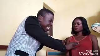 Pastor touching members boobs(naija entertainment)