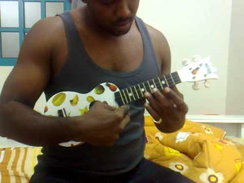 Indian Hindi Filim song in ukulele