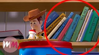 Top 10 Hidden Easter Eggs in Pixar Movies