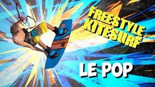 Le POP | Cours de KITESURF | LAB TV ⭐