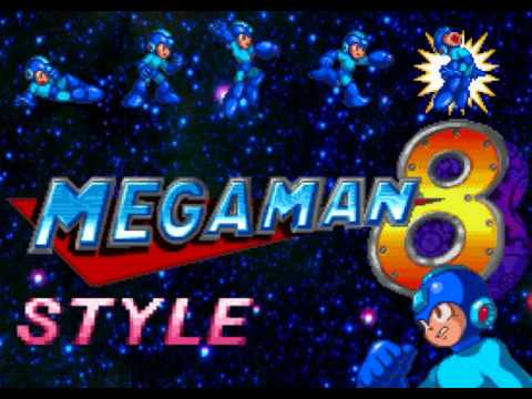 Mega Man 9 - We're the Robots (Dr. Wily Stage 2) (MM8 Style)