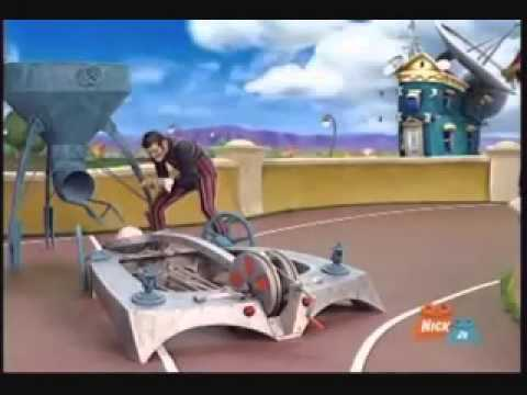 Lazy Town Series 1 Episode 3 Sports Day   Part2