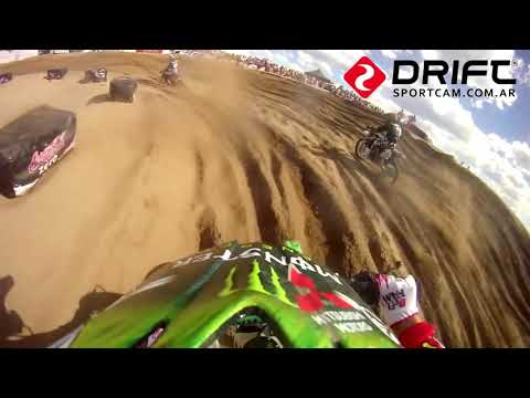 Felipe Ellis -- Enduro del Verano 2013 -- DRIFT HD On Board