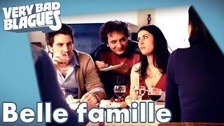 Pendant un déjeuner avec sa belle famille - Palmashow