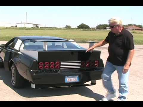 Jay Ohrberg's Knight Rider Spm video