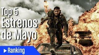 Top 5 estrenos de cartelera mayo 2015