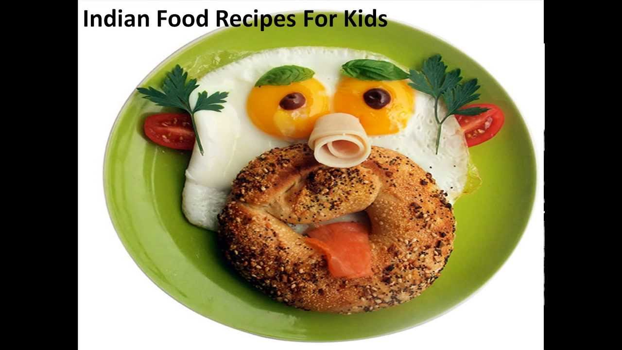 Indian food recipes for kids recipe for kids fun food for - Cuisine r evolution recipes ...