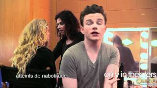 GLEE! On Tour vu par... Kurt