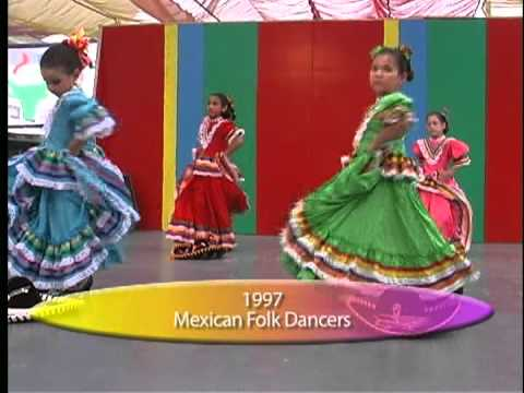 Texas Folklife Festival: Dance