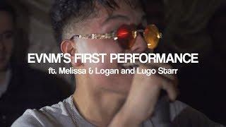 EVNM'S FIRST PERFORMANCE/HALLOWEEN PARTY! (ft. Melissa & Logan, Lugo Starr, & MORE!)