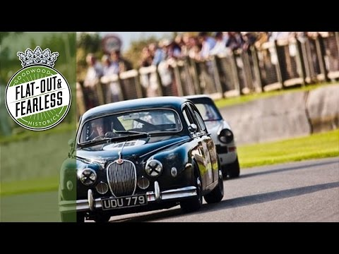 Goodwood Revival 2014 race highlights | St Mary's Trophy part 2