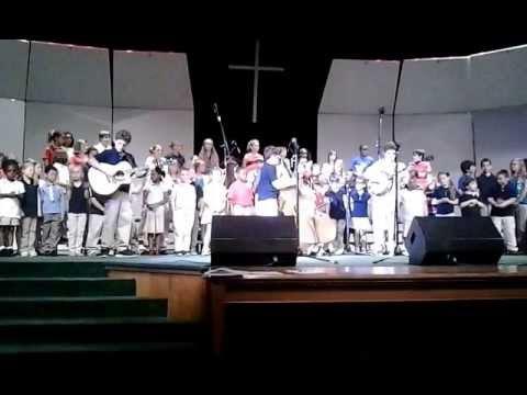 Calvary Christian Academy Spring Concert