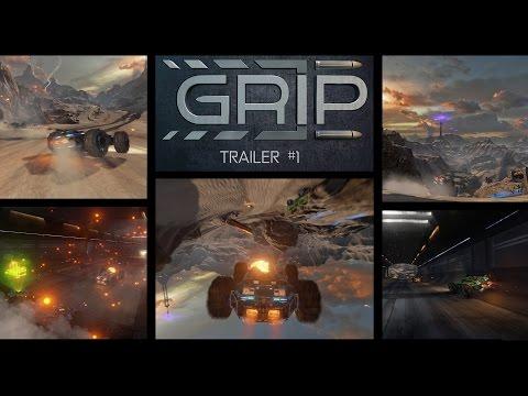 Grip Video Game