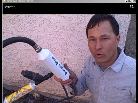 Best In-Line Water Hose Filter for your Organic Garden
