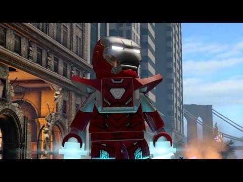 Silver Centurion Iron Man LEGO Minifigure   LEGO Marvel's Avengers