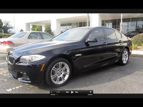 2011 BMW 528i M-Sport Start Up. Exhaust. and In Depth Tour