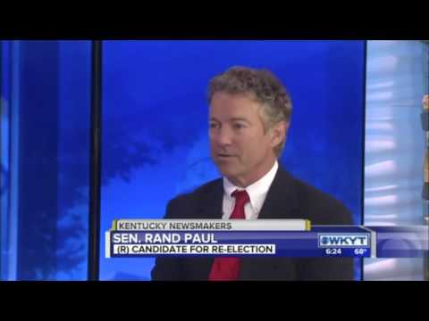 Rand Paul on Donald Trump, Hillary Clinton and Heroin Addiction