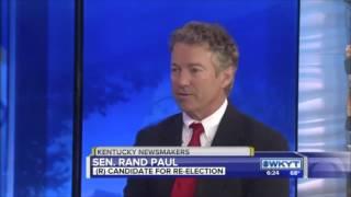Rand Paul on Donald Trump, Hillary Clinton and Heroin Addiction