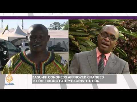 Preparing for life after Mugabe?