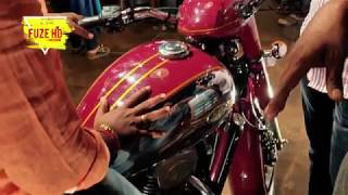 JAWA now available in Kerala | Jawa Showroom in Trivandrum| Jawa 300 | Jawa 42| Walkaround Review