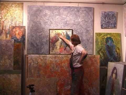 Секреты живописи маслом. - YouTube: www.youtube.com/watch?v=faCs_dXPvyg