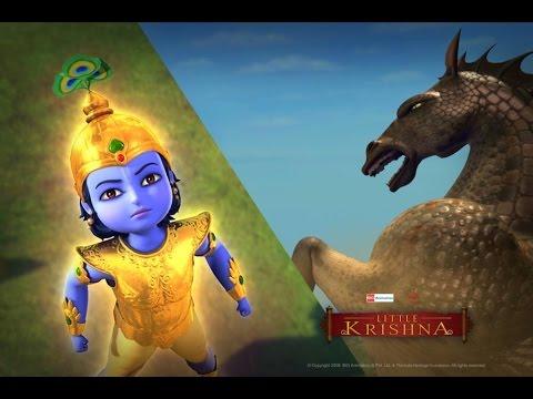 Little Krishna Tamil - Episode 8 - Challenge Of The Brute video