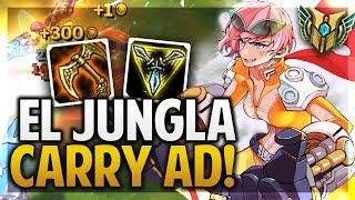 ¡EL COMBO IMPARABLE! | MI BUILD MAS ROTA CON VI! | League of Legends