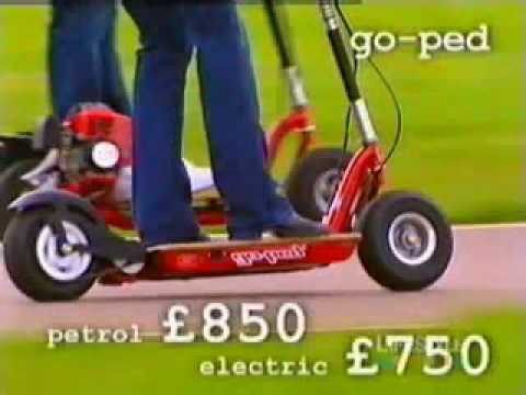 Innovationman - Wheelman - Go-Ped - G-Wheel - Sagway