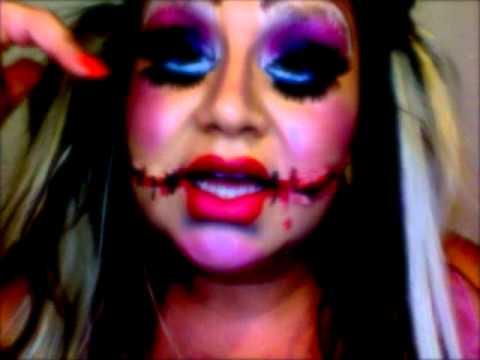 Dead Doll Halloween Makeup Ideas Halloween Makeup Look Dead