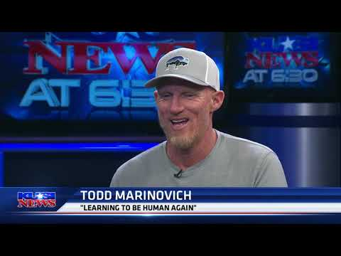 Former NFL QB Todd Marinovich talks about learning to be human