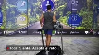 BH Fitness Tecnologia Touch & Fun