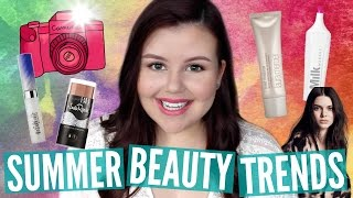 UPCOMING BEAUTY TRENDS | Trend Chat Summer 2016
