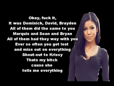 Jhene Aiko - Comfort Inn Ending (Lyrics) - YouTube