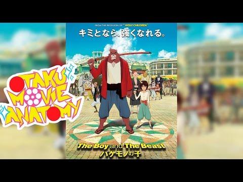 The Boy And The Beast Review   Otaku Movie Anatomy