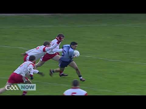 GAANOW Rewind: 2004 Jason Sherlock Dublin goal - Allianz Football League