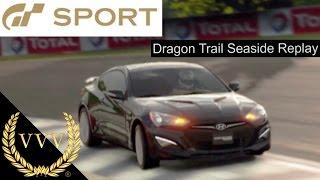 GT Sport Beta - Dragon Trail Seaside Replay
