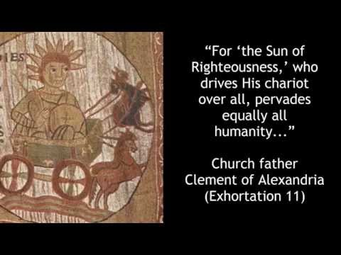 Jesus Christ, Sun of Righteousness VIDEO