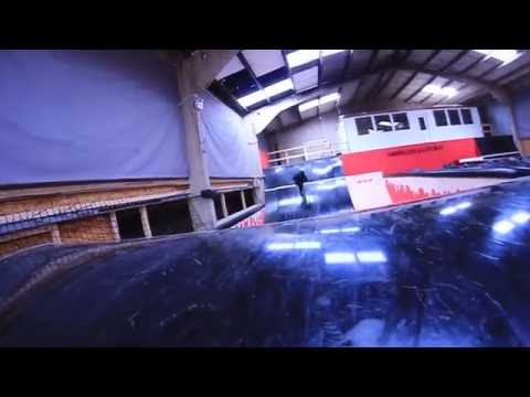 Team Skatehut | AdrenalineAlley building two